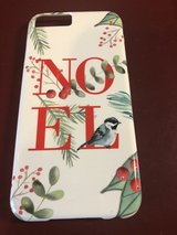 I-Phone 6 Christmas Phone Case - NOEL in St. Charles, Illinois