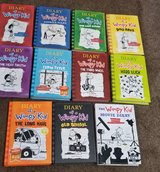 Diary of a Wimpy Kid - 11 Hardcovers in Spring, Texas