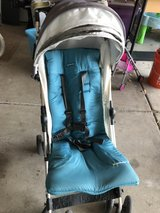UppaBaby gluxe stroller in Chicago, Illinois