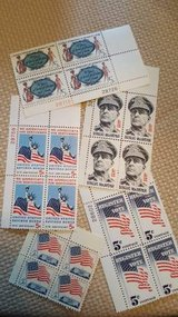 Postage stamps in Schaumburg, Illinois