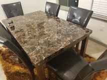 Marble style Dinning Table in Baytown, Texas