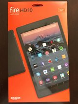 **Kindle Fire HD10 w/ Alexa- 64 GB in Yorkville, Illinois