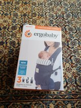 Ergobaby Adapt admiral blue baby carrier in Camp Pendleton, California
