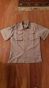 Boys Scout Microfiber Shirt in Glendale Heights, Illinois