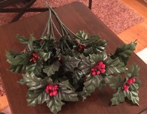 Faux Holly in St. Charles, Illinois