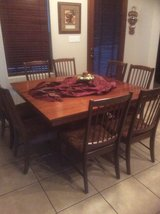 TABLE  /  AND 8 CHAIRS in Alamogordo, New Mexico