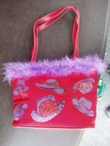 Red Hat Society Purse in Yorkville, Illinois
