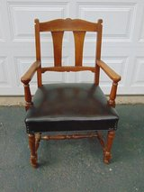 Antique Comfy Chair in Yorkville, Illinois