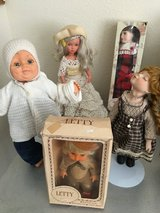 Doll collection in Travis AFB, California