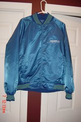 Mens Blue Starter Jacket XL in Lockport, Illinois