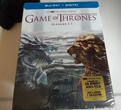 Game of thrones season 1-7 blu ray and digital. New. in Fort Drum, New York