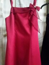 red prom evening homecoming dress size 14 in Macon, Georgia