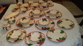 Franciscan dishes in Cherry Point, North Carolina