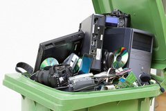 E-Waste Recycling in Rolla, Missouri