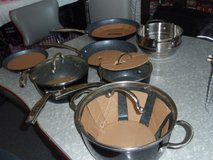 Pots and Pans (Curtis Stone Cookware) in Camp Lejeune, North Carolina