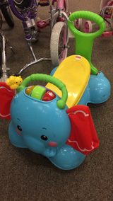 Elephant Riding Toy in Fort Leonard Wood, Missouri