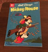 Vintage Mickey Comic in St. Charles, Illinois