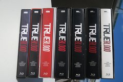 pakage deal blu ray complete tv 7 series of true blood in new condition in Okinawa, Japan