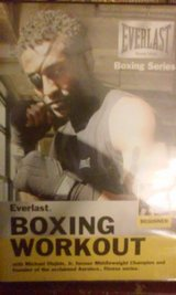 Everlast Boxing Workout DVD in Naperville, Illinois