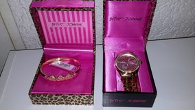 Betset Johnson Watch and Bracelet New in Ramstein, Germany