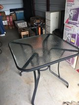 Patio Table in The Woodlands, Texas