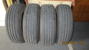 Four P255/70R17 tires for sale in Lawton, Oklahoma