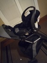stroller carseat and base in Leesville, Louisiana
