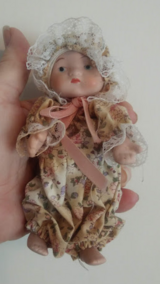 Antique Porcelain Baby Doll in Conroe, Texas