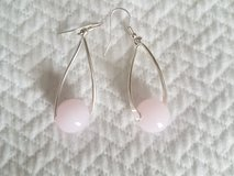 Baby pink earings. in Fort Carson, Colorado