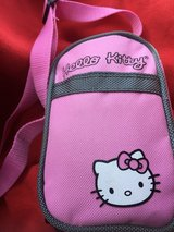 HELLO KITTY OVER SHOULDER PURSE WITH ACCESSORIES in Fairfield, California