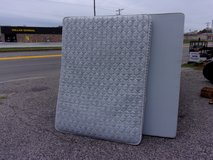 Simmons Queen Size Mattress and Box Springs in Fort Riley, Kansas