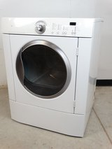Frigidaire White Galery Series Clothes Dryer in League City, Texas