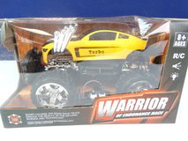Warrior of Endurance Race Off Road RC Muscle Car in League City, Texas