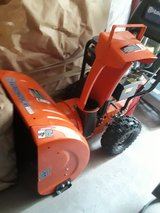 REDUCED Husqvarna 524st Snow Blower in Wiesbaden, GE