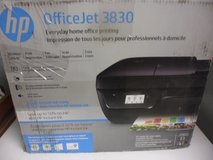 HP OfficeJet 3830 Wireless All-in-One Photo Printer with Mobile Printi in Naperville, Illinois