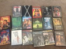 Various DVDs in Naperville, Illinois