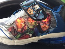 AVENGERS MARVEL LIGHTS UP SHOES in Vacaville, California