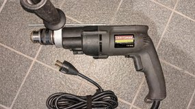 "Craftsman Professional Heavy Duty Hammer Drill 1/2"" Chuck 7.2 Amp in Okinawa, Japan"