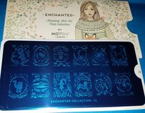 Nail Art Stamping Plate-MoYou London Enchanted-12 in Glendale Heights, Illinois