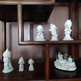 Precious moments figurines in Westmont, Illinois