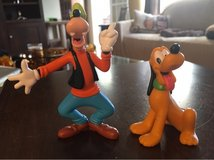 Goofy & Pluto in Yorkville, Illinois