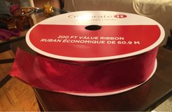 Partial Ribbon Roll in Naperville, Illinois