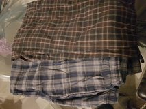 2 pairs Mens sweat pants in Fort Carson, Colorado