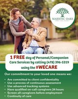 Home Care Services in Byron, Georgia