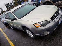 2005 Subaru outback awd in Tacoma, Washington
