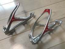 """Specialized """"Rib Cage"""" Bicycle Water Bottle Cages Pair in Okinawa, Japan"""