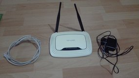 Router (including LAN cable) in Stuttgart, GE