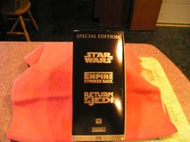 VHS Special Edition Star Wars Trilogy - 3 VHS set in Lockport, Illinois