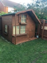 2 Storey Play house in Lakenheath, UK
