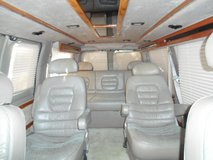99 Chevy Custom Van INTERIOR LIKE NEW in The Woodlands, Texas